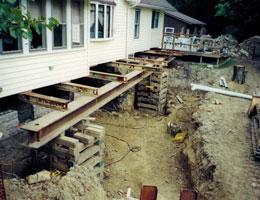 Basement additions